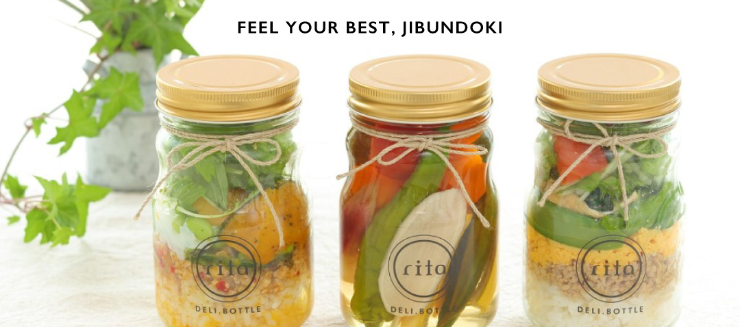 FEEL YOUR BEST, JIBUNDOKI